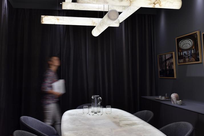 atelier alain ellouz new york showroom opens soon. Black Bedroom Furniture Sets. Home Design Ideas