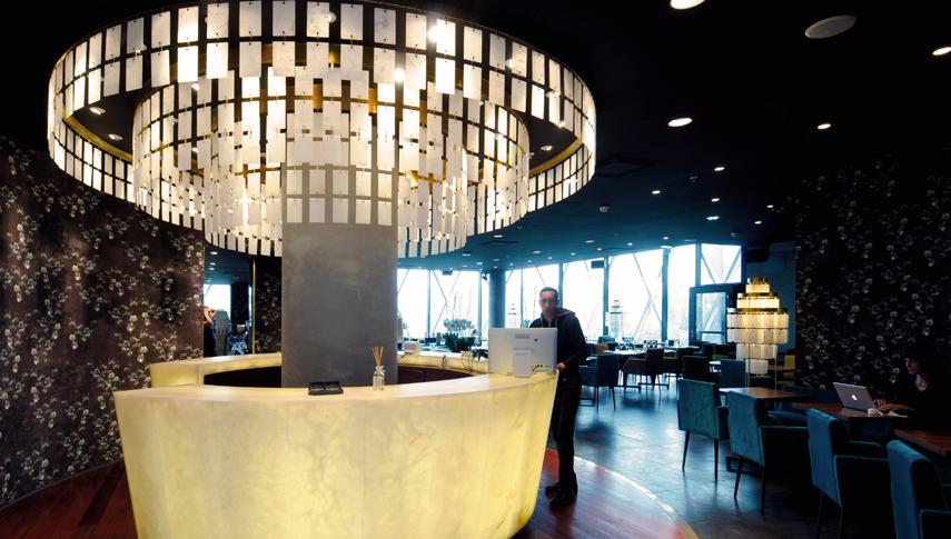 bermuda onions bars faceted chandelier. Black Bedroom Furniture Sets. Home Design Ideas