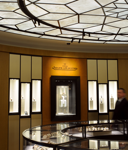 Jaeger LeCoultre London