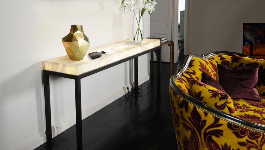 albatros console console table bar. Black Bedroom Furniture Sets. Home Design Ideas